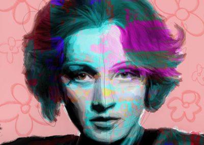 Kai-Schlage-Pop-Art-Kunst-Hamburg-Marlene-Dietrich