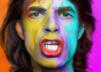 Kai-Schlage-Pop-Art-Kunst-Hamburg-Mick-Jagger